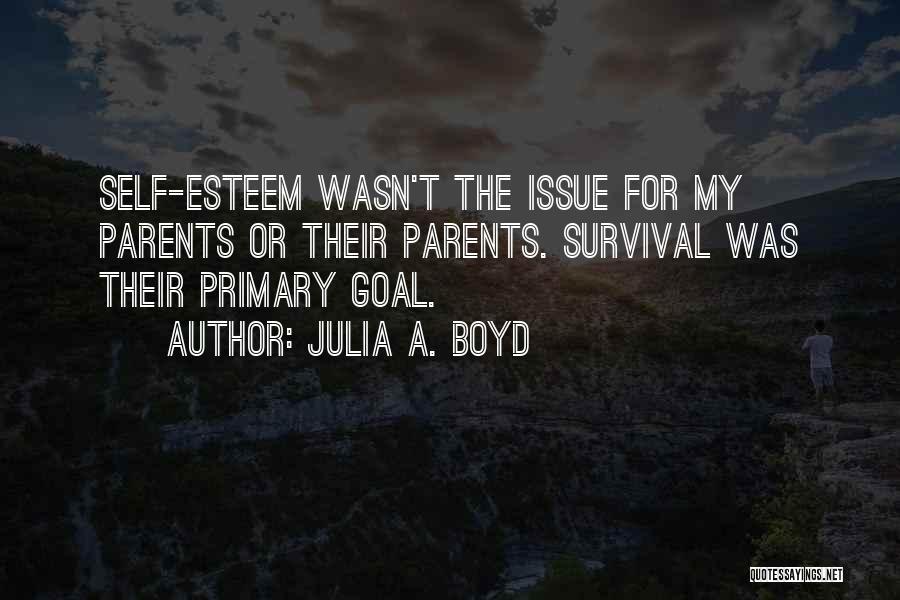 Julia A. Boyd Quotes 1412360
