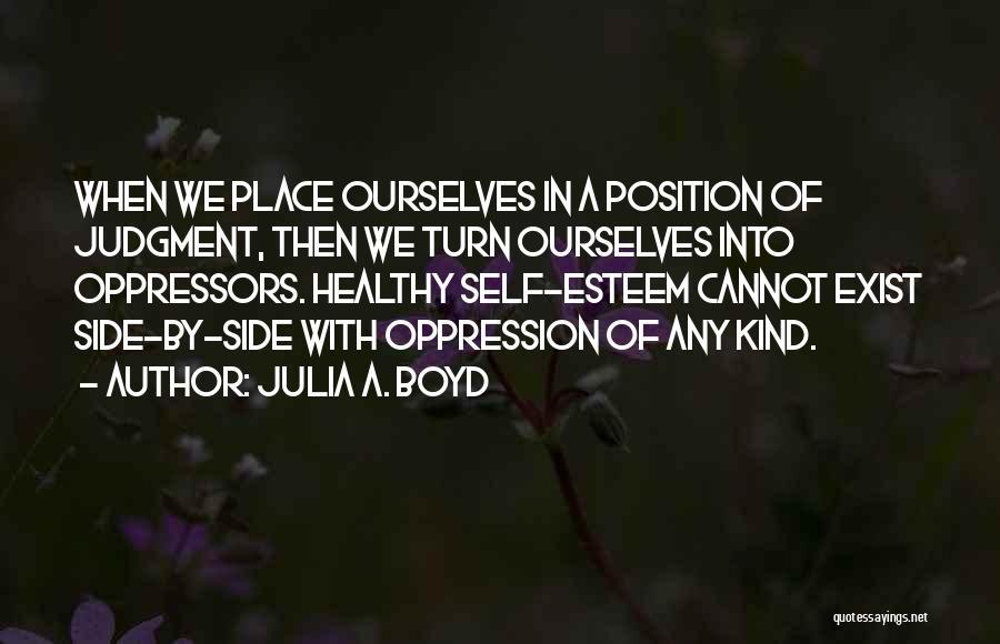 Julia A. Boyd Quotes 325078