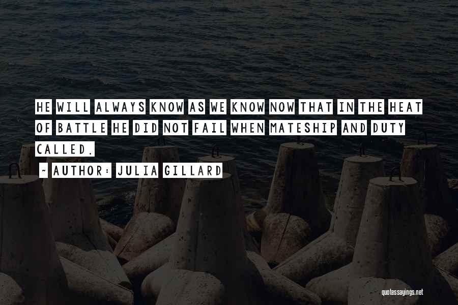 Julia Gillard Quotes 1689732