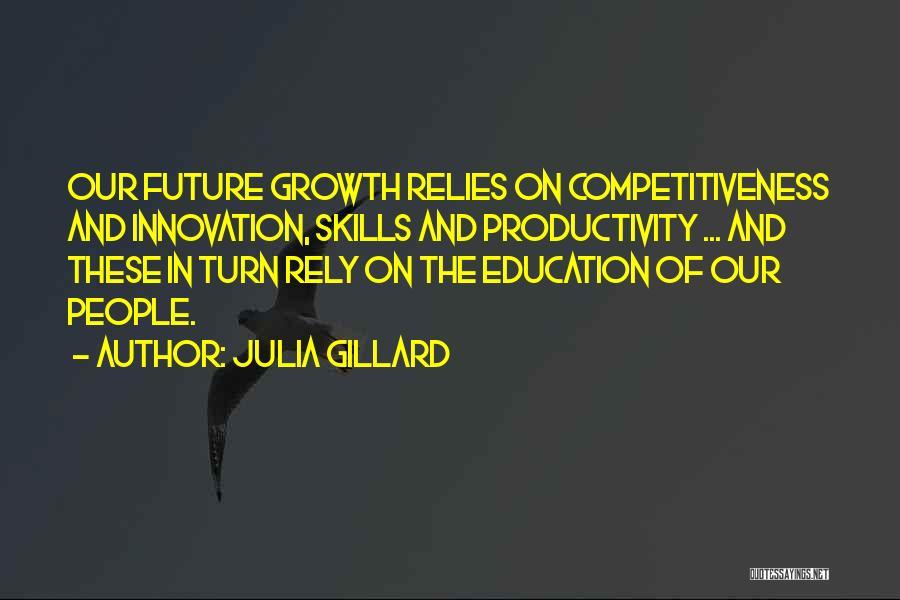 Julia Gillard Quotes 202749
