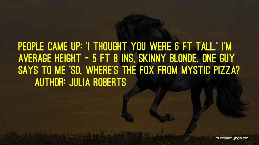 Julia Roberts Quotes 896126
