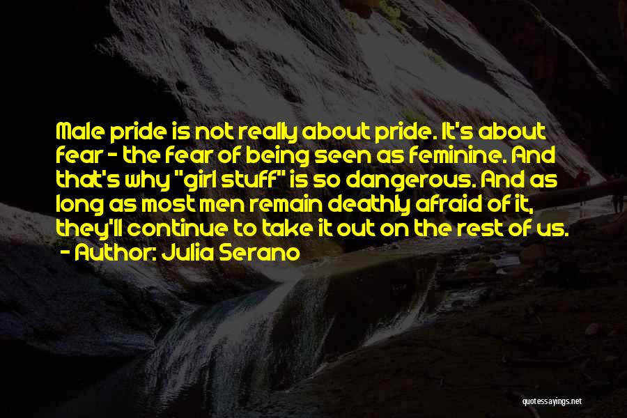 Julia Serano Quotes 300321