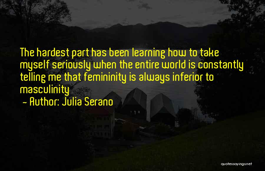 Julia Serano Quotes 403583