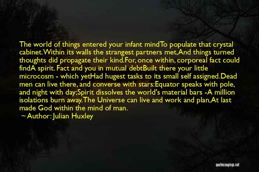 Julian Huxley Quotes 1375767