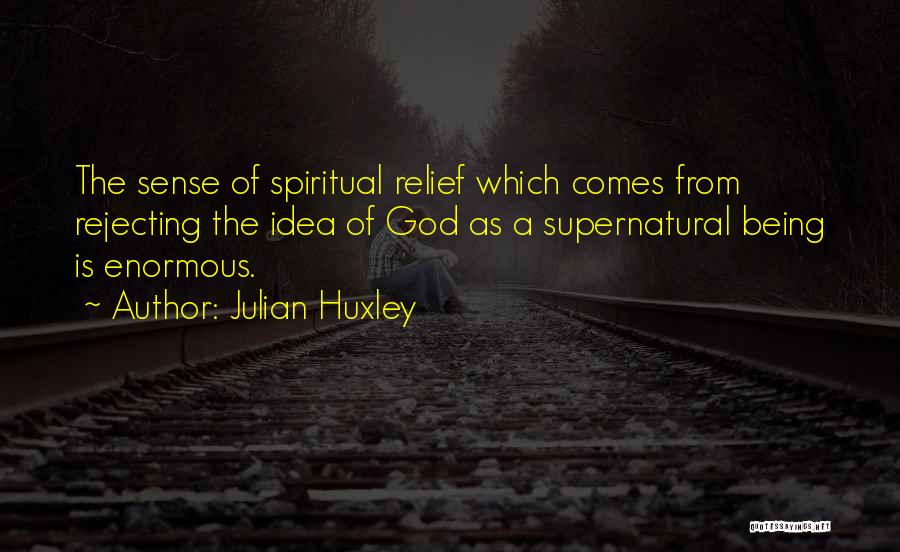 Julian Huxley Quotes 1914745