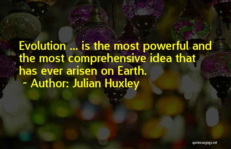Julian Huxley Quotes 2136637