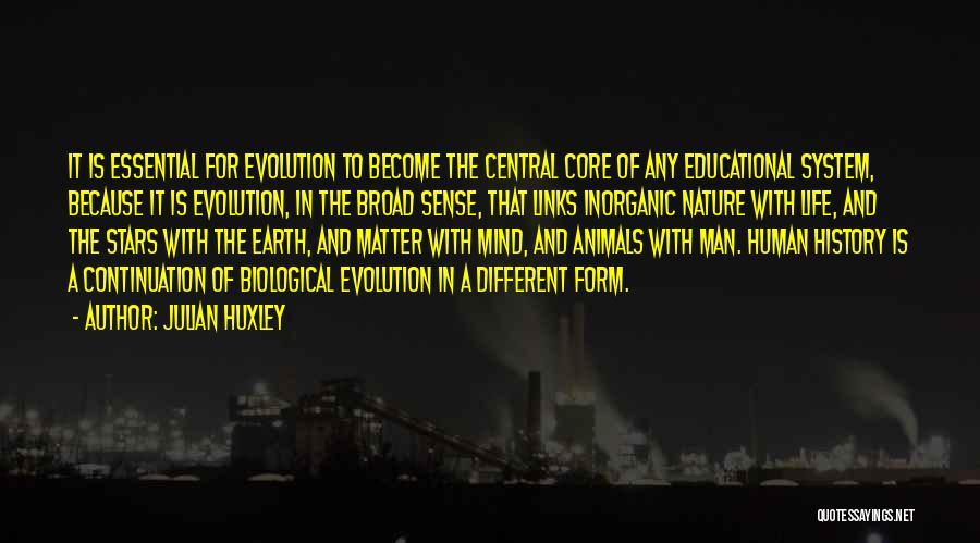 Julian Huxley Quotes 352443