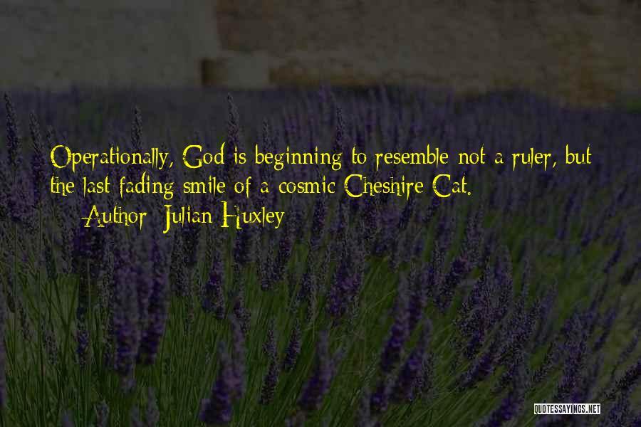 Julian Huxley Quotes 508289