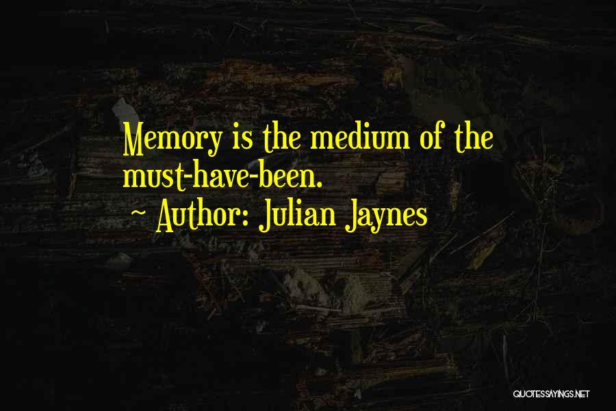 Julian Jaynes Quotes 1374082