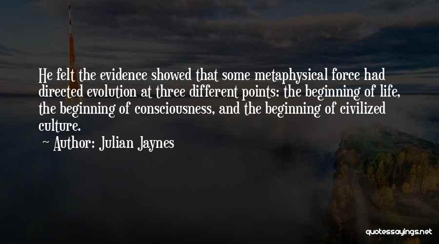 Julian Jaynes Quotes 1501817