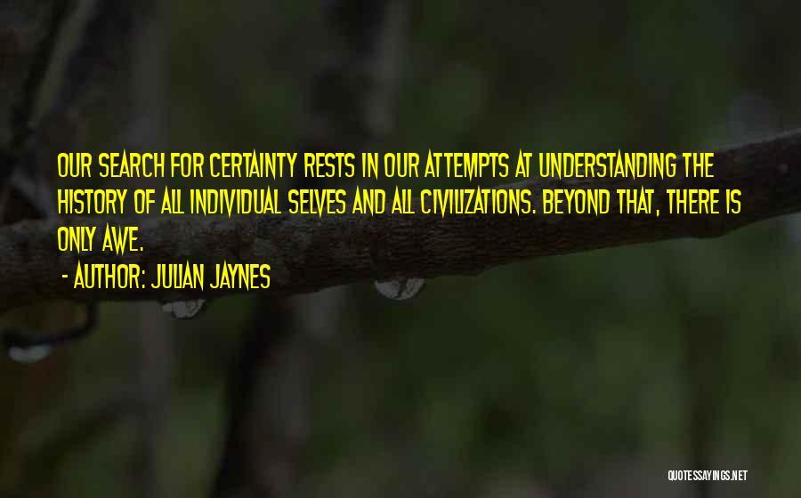 Julian Jaynes Quotes 1984554