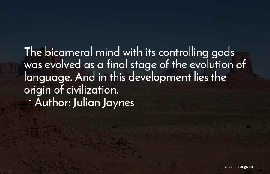 Julian Jaynes Quotes 615151