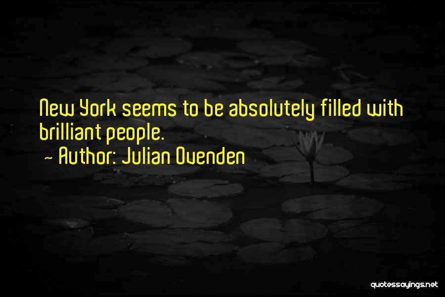 Julian Ovenden Quotes 1146917