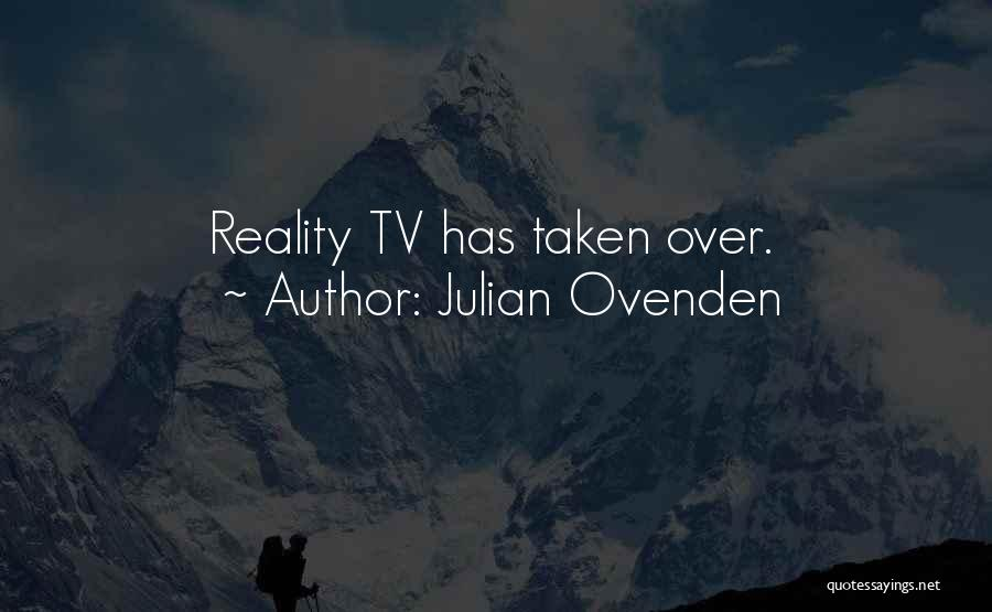 Julian Ovenden Quotes 1263050