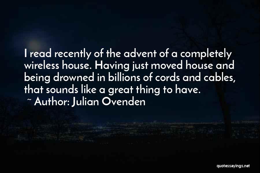 Julian Ovenden Quotes 1431912