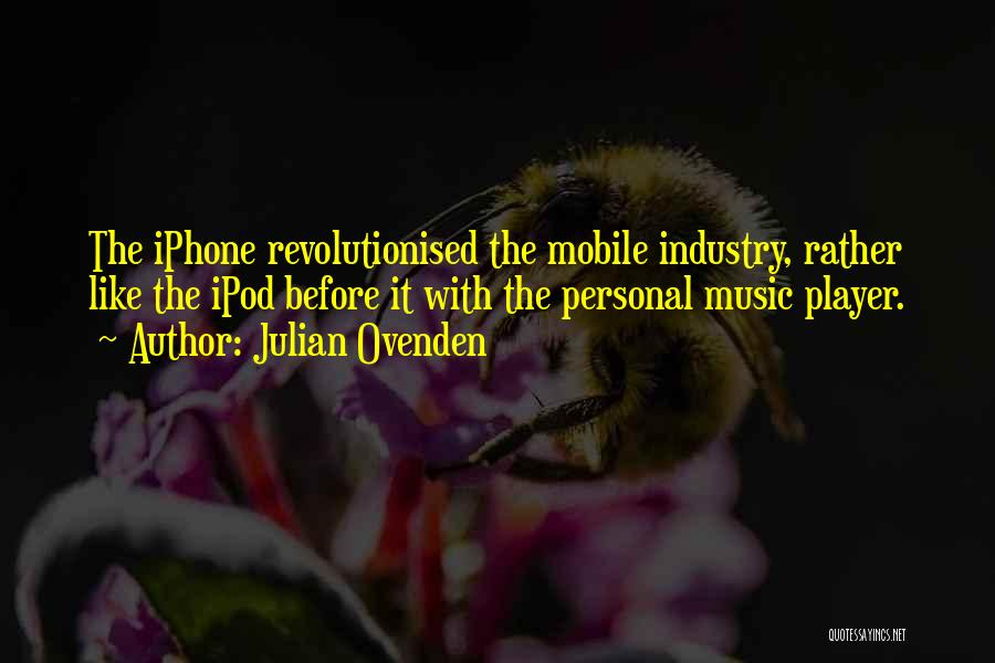 Julian Ovenden Quotes 2124411