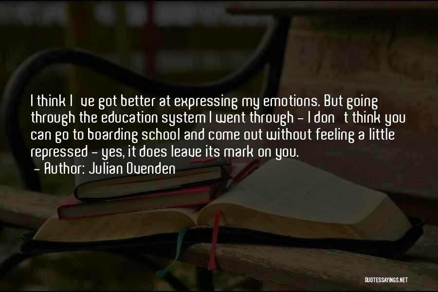 Julian Ovenden Quotes 2225070