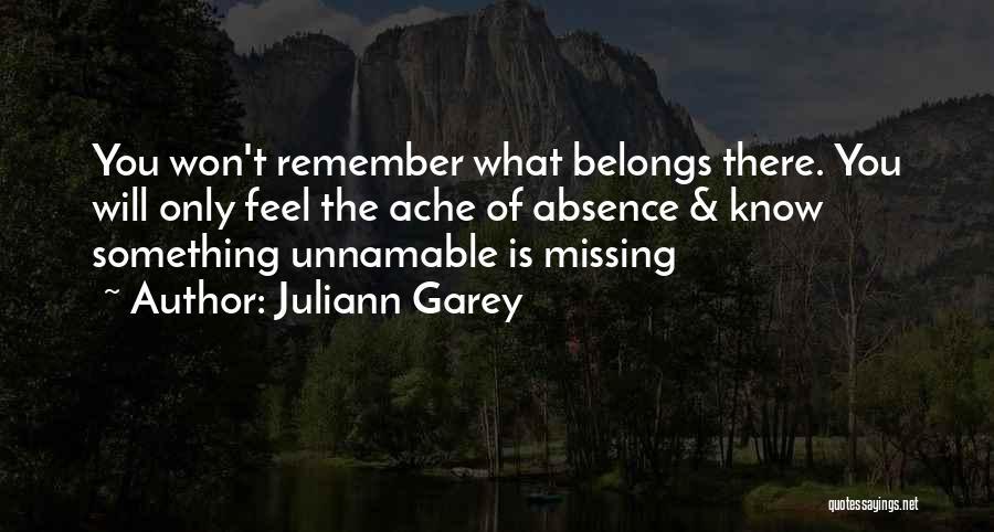 Juliann Garey Quotes 1379561