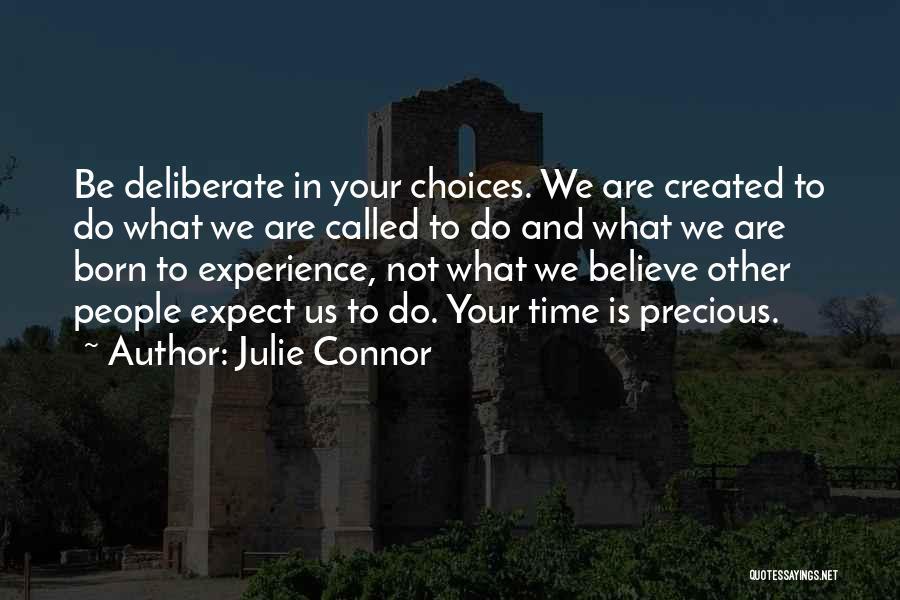 Julie Connor Quotes 1652131