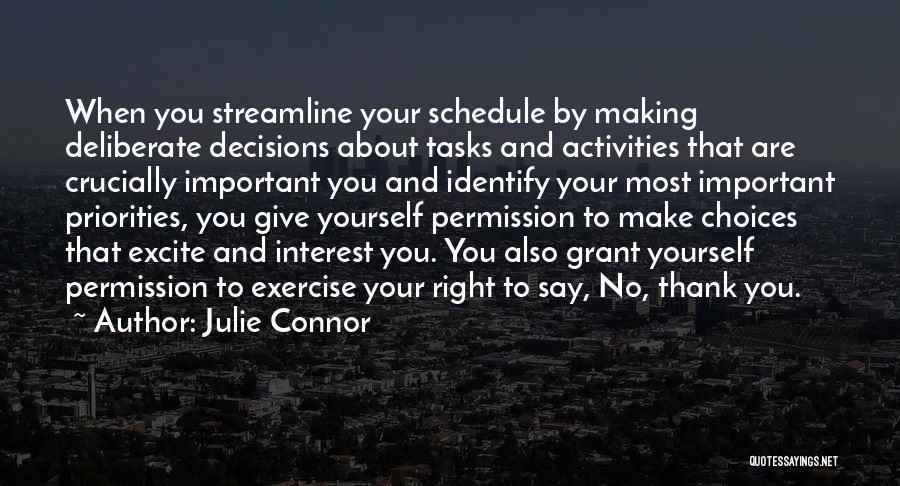 Julie Connor Quotes 1702451