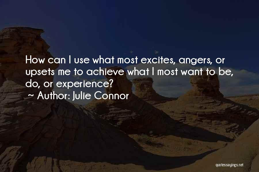 Julie Connor Quotes 1924597
