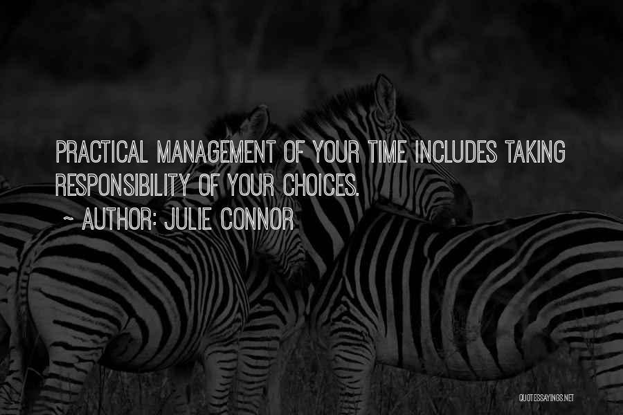 Julie Connor Quotes 788755
