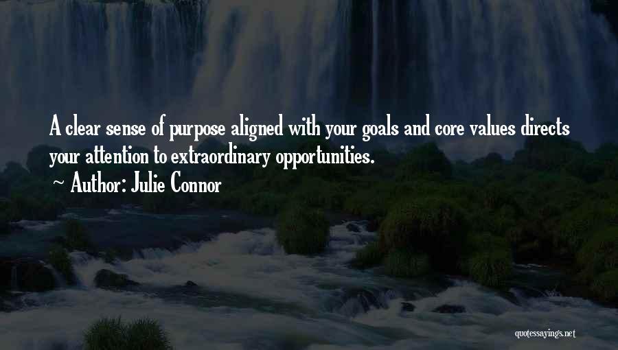 Julie Connor Quotes 788927