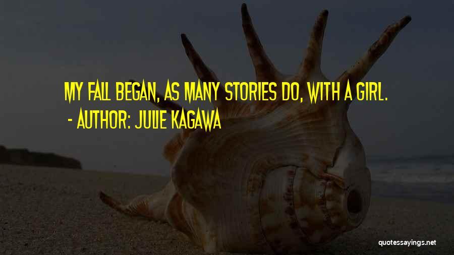 Julie Kagawa Quotes 1026302