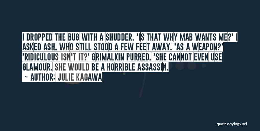 Julie Kagawa Quotes 1282069
