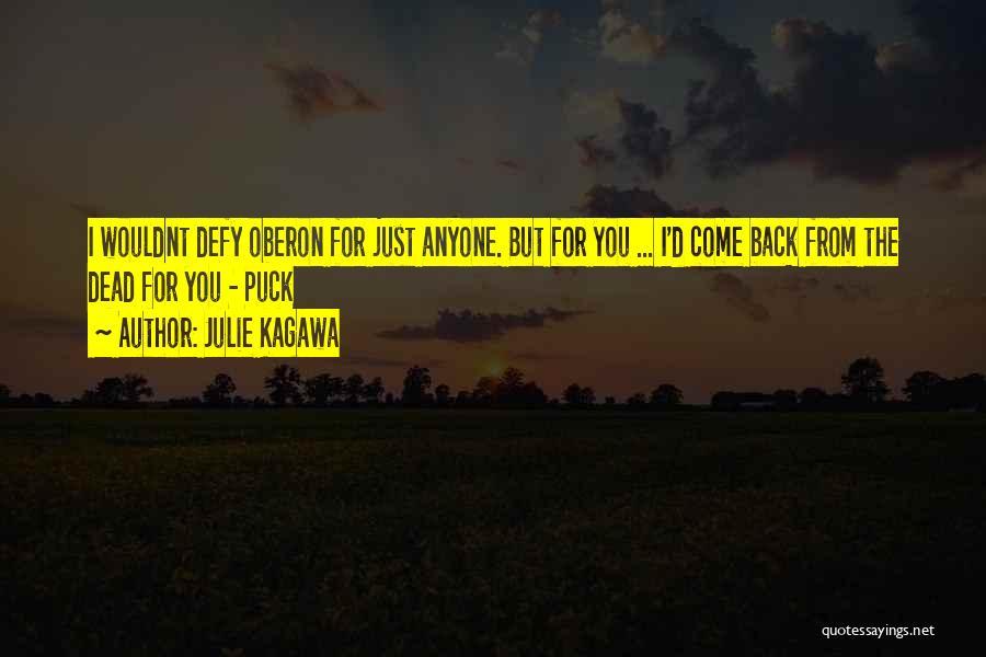 Julie Kagawa Quotes 1294790