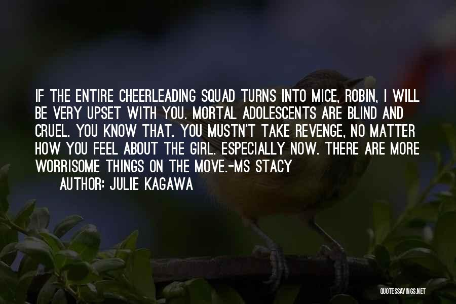 Julie Kagawa Quotes 1345379