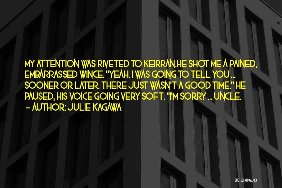Julie Kagawa Quotes 1368218