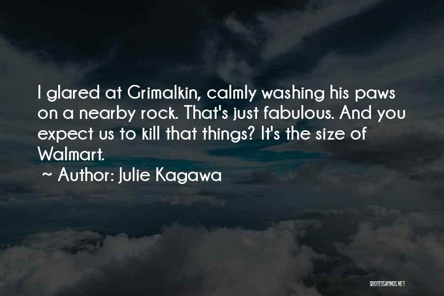Julie Kagawa Quotes 1502335