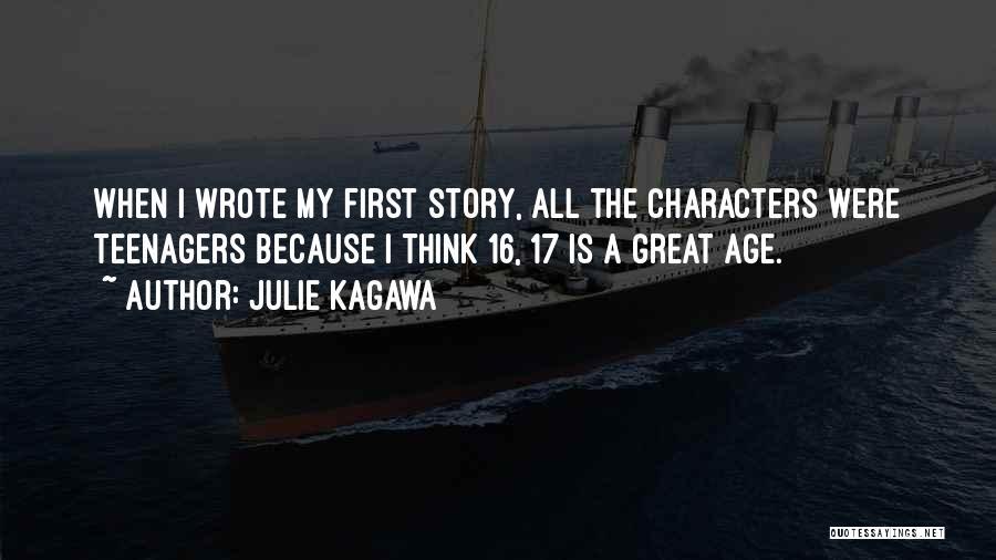 Julie Kagawa Quotes 1535119