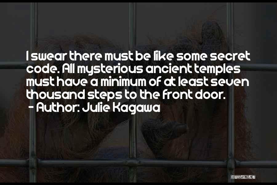 Julie Kagawa Quotes 1577117