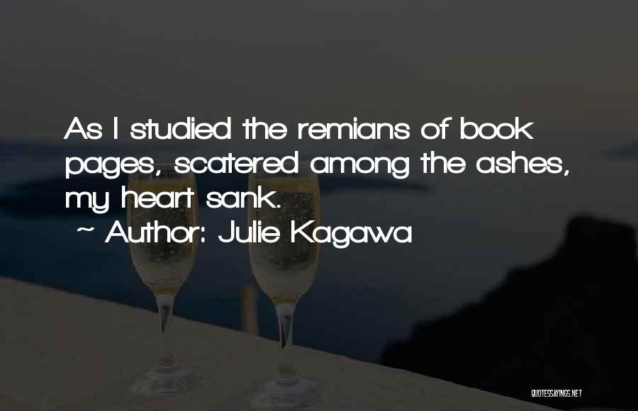 Julie Kagawa Quotes 1641981
