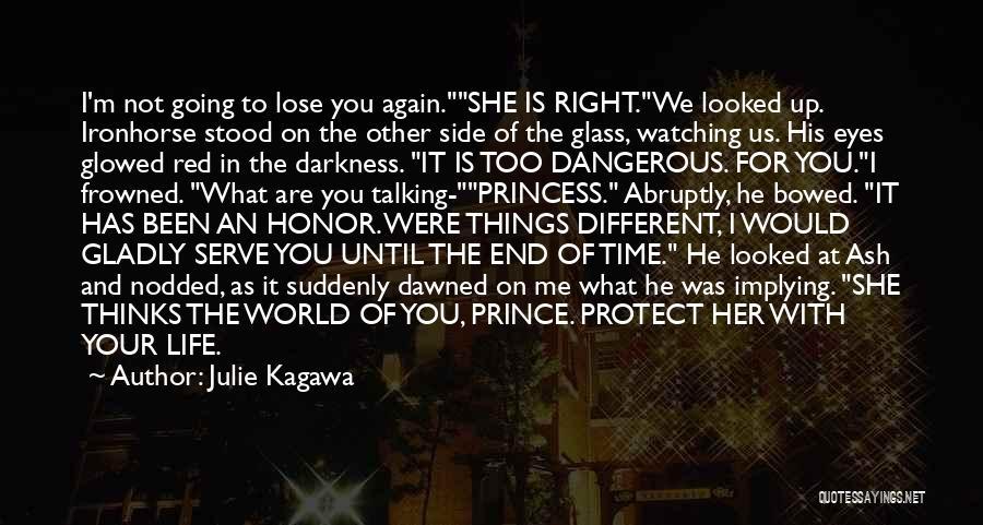Julie Kagawa Quotes 1846553