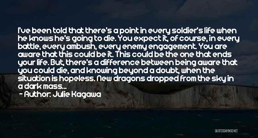 Julie Kagawa Quotes 1863933
