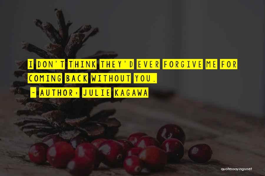 Julie Kagawa Quotes 1868798
