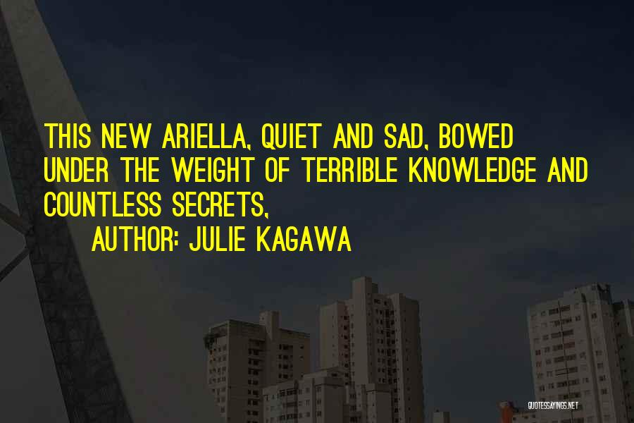 Julie Kagawa Quotes 1868924