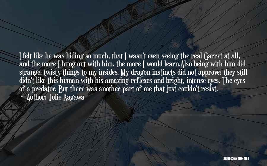 Julie Kagawa Quotes 2030351