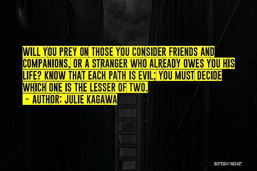 Julie Kagawa Quotes 2045518