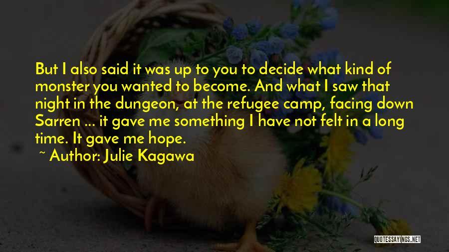 Julie Kagawa Quotes 214266