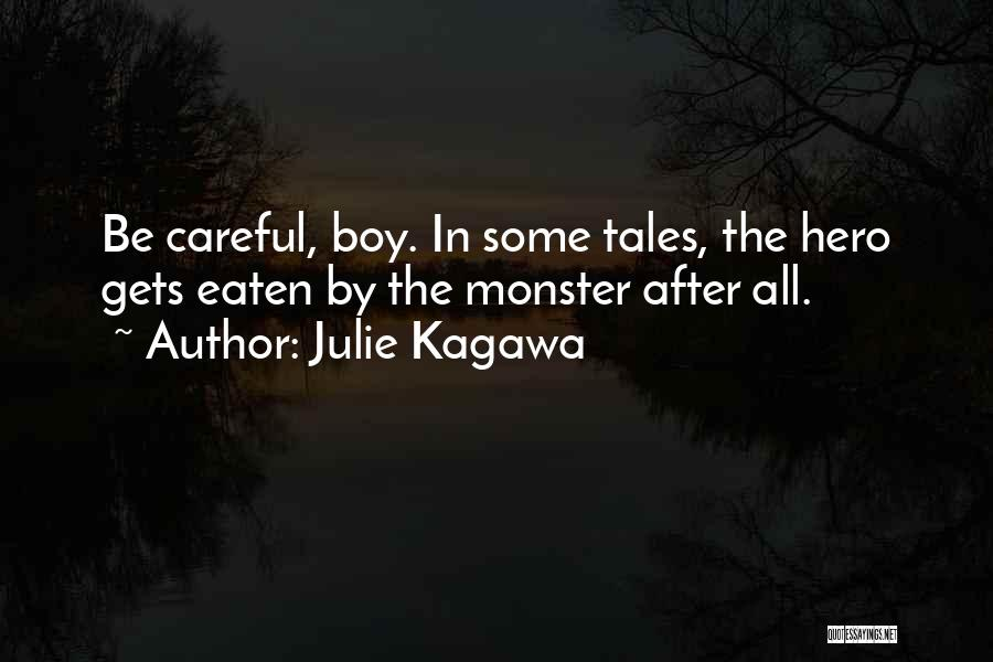 Julie Kagawa Quotes 2176379