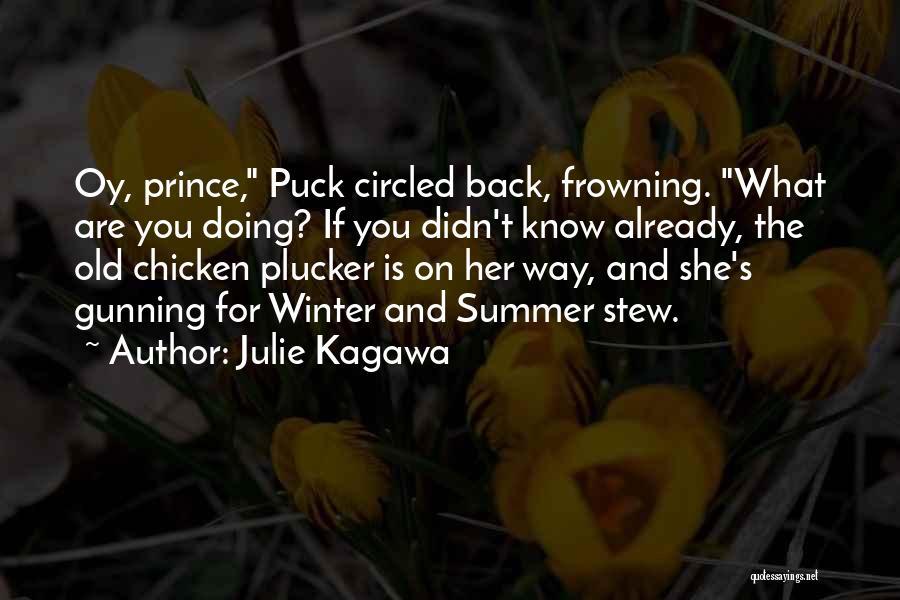 Julie Kagawa Quotes 2177843