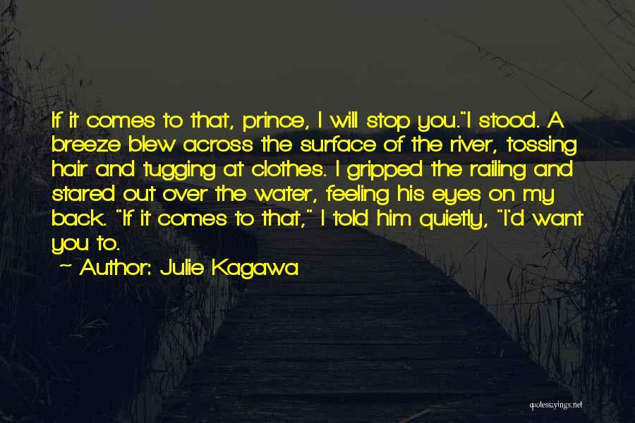 Julie Kagawa Quotes 2271418