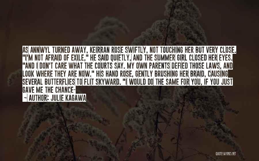 Julie Kagawa Quotes 244685