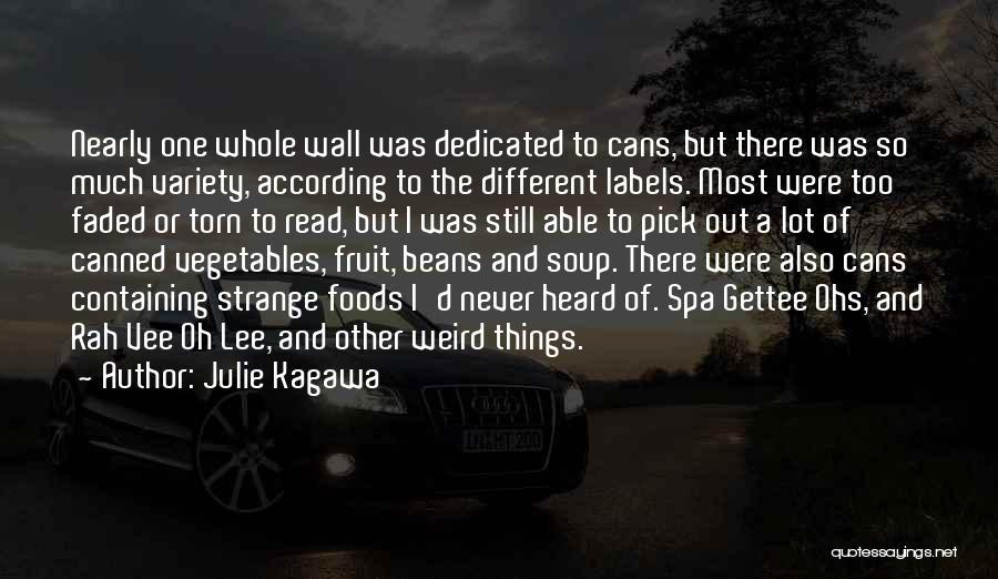 Julie Kagawa Quotes 283433