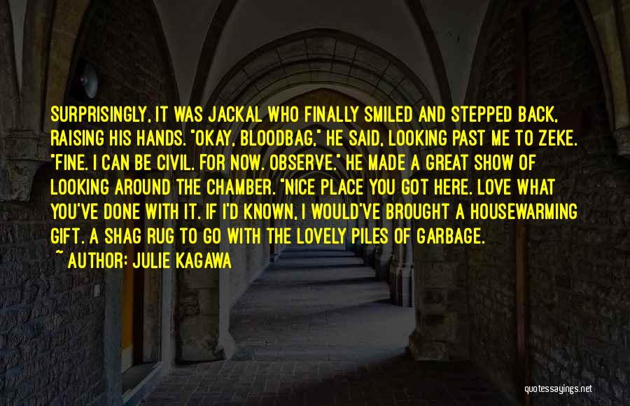 Julie Kagawa Quotes 345292