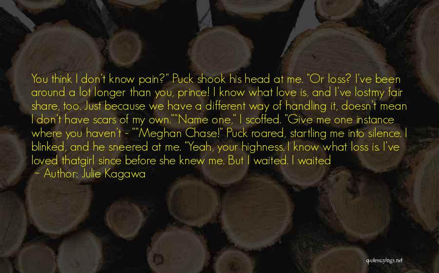 Julie Kagawa Quotes 430862